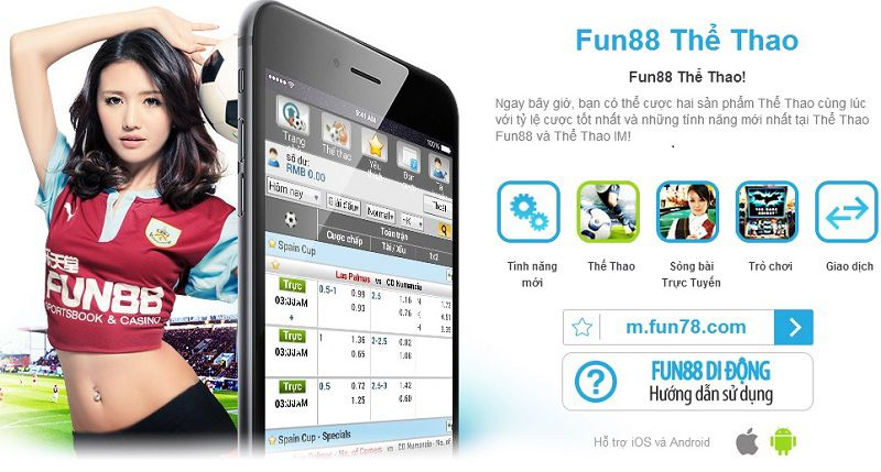 fun88 di động