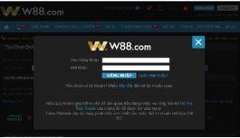 Hướng dẫn đăng nhập W88, đơn giản và an toàn nhất