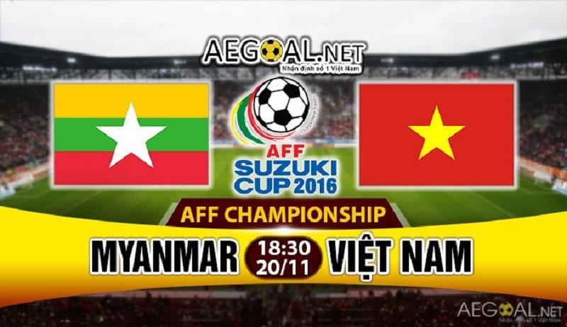 Nhận định kèo nhà cái M88: Myanmar vs Việt Nam, 18h30 ngày 20/11