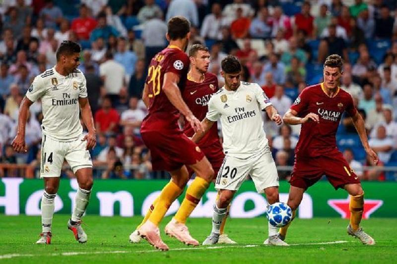 Nhận định kèo nhà cái W88: AS Roma vs Real Madrid, 3h ngày 28/11/2018