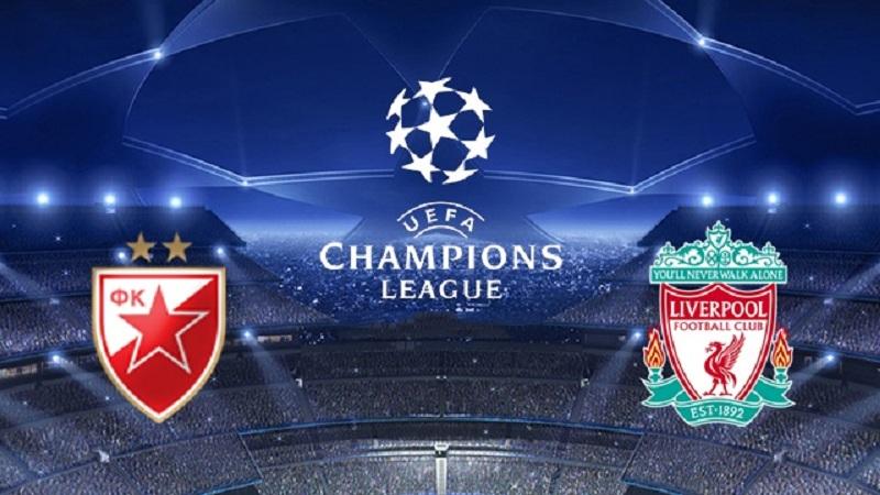 Nhận định kèo nhà cái W88: Sao đỏ Belgrade vs Liverpool, 23h55 ngày 6/11