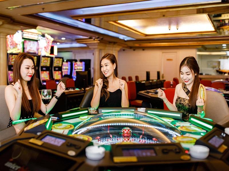 Phiên bản vegas casino di động mới nhất